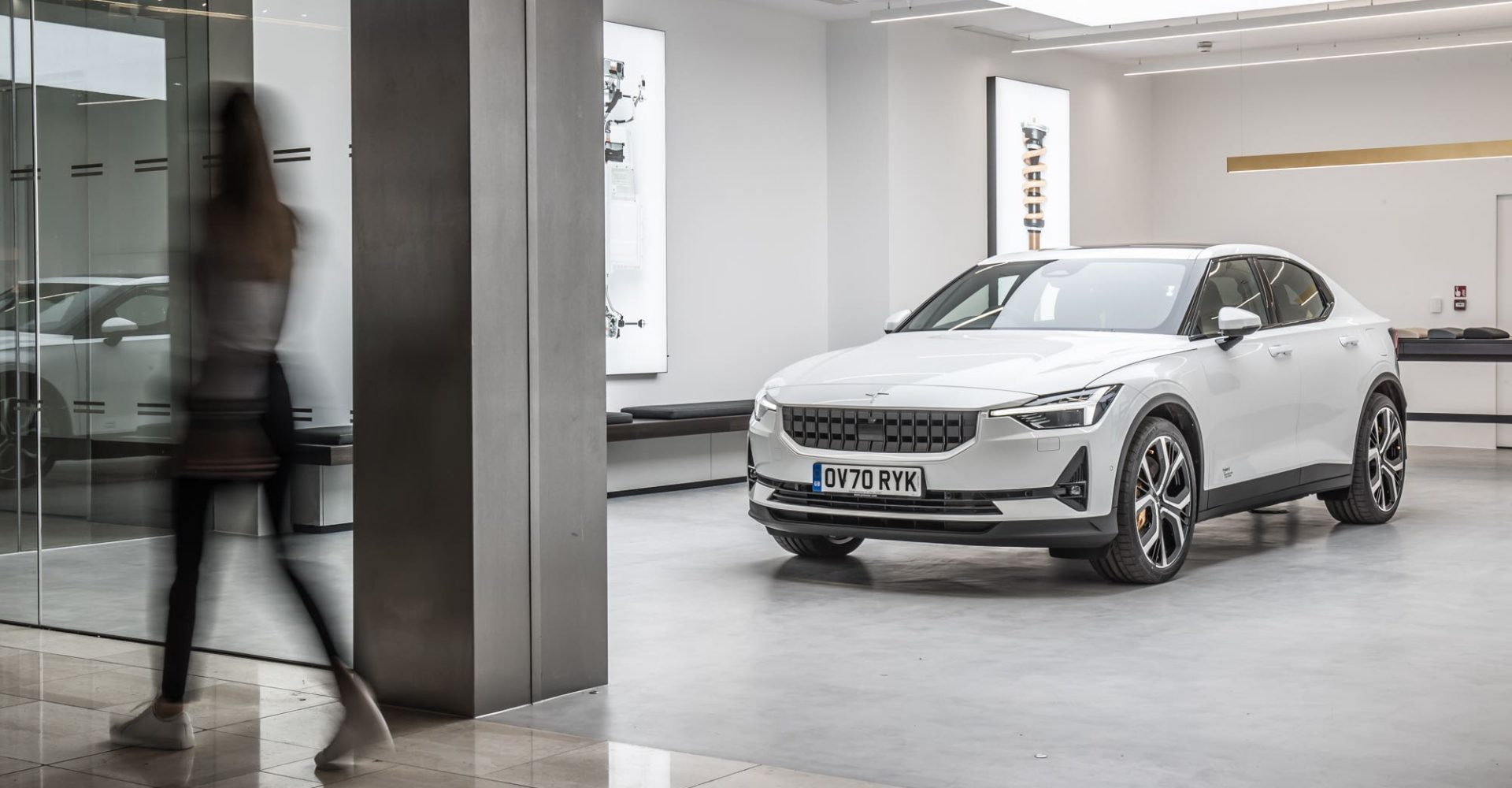 Polestar 'Space' opens in Westfield London to shake up traditional dealer model