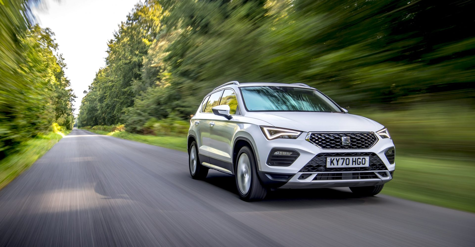 First Drive: The updated Seat Ateca is a force to be reckoned with in the family SUV class