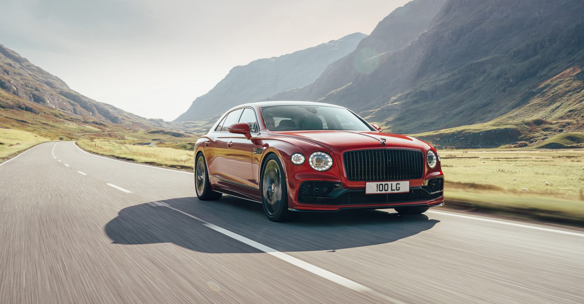 Bentley broadens Flying Spur range with V8 powertrain