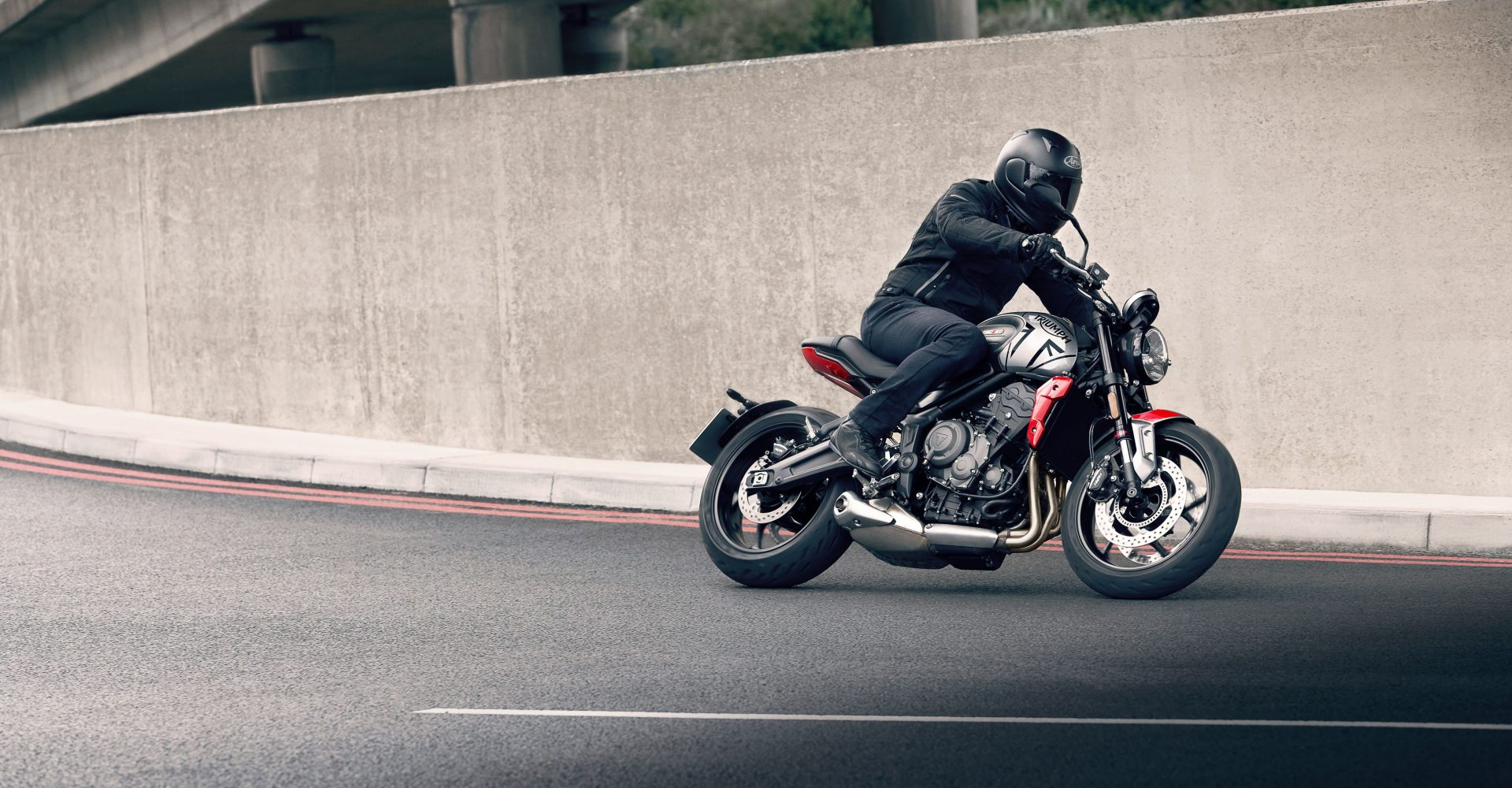 Triumph announces prices and specs for new Trident