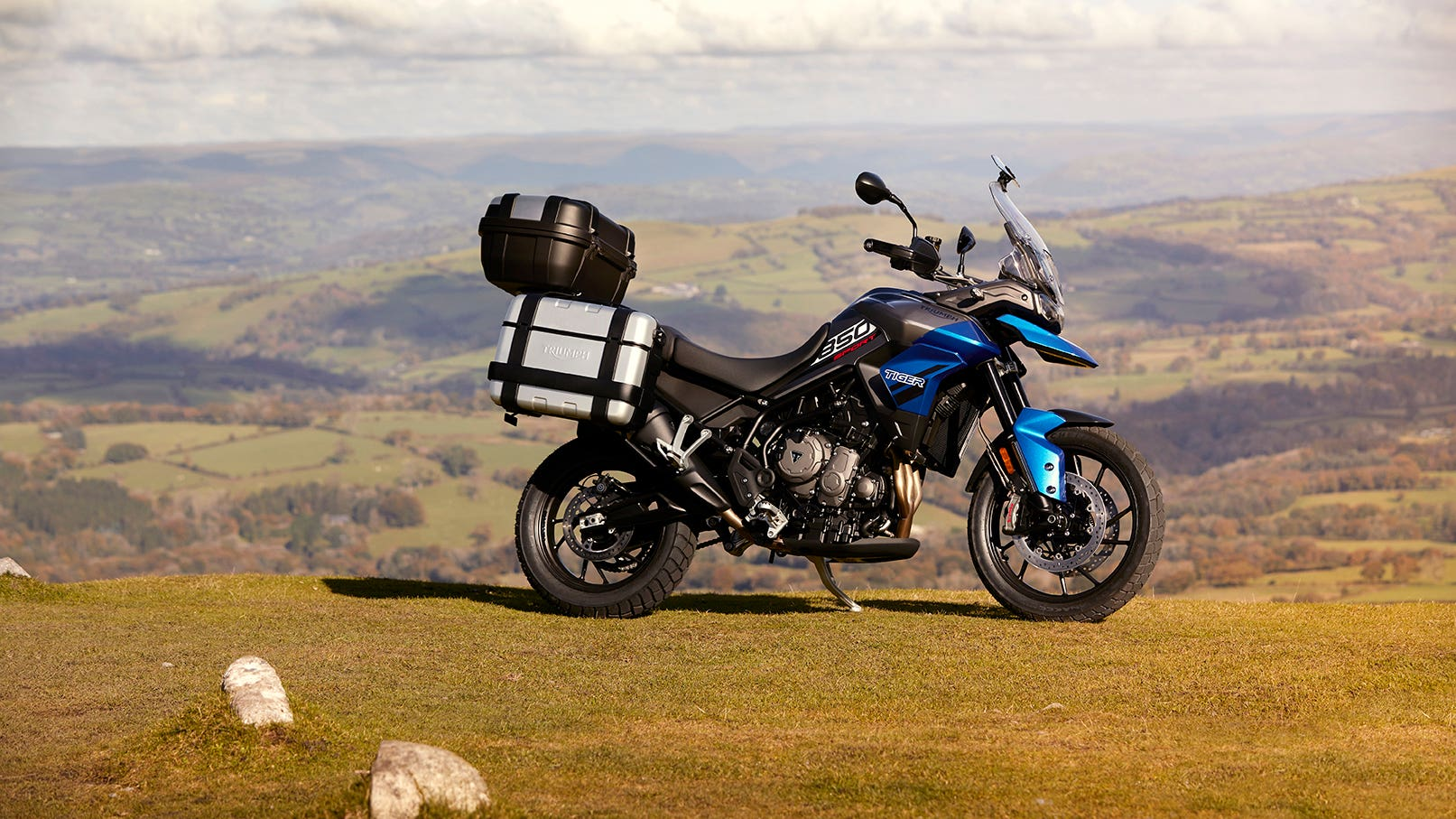 Triumph introduces new entry-level Tiger 850 Sport