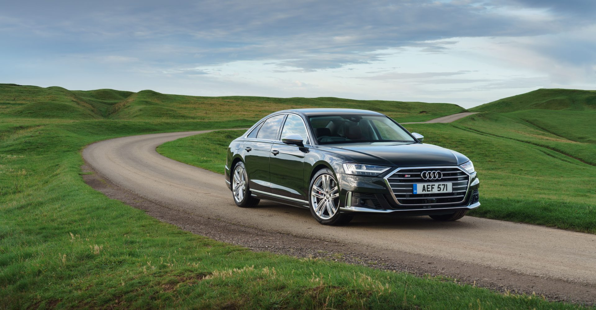 First Drive: The Audi S8 is a car that can do it all