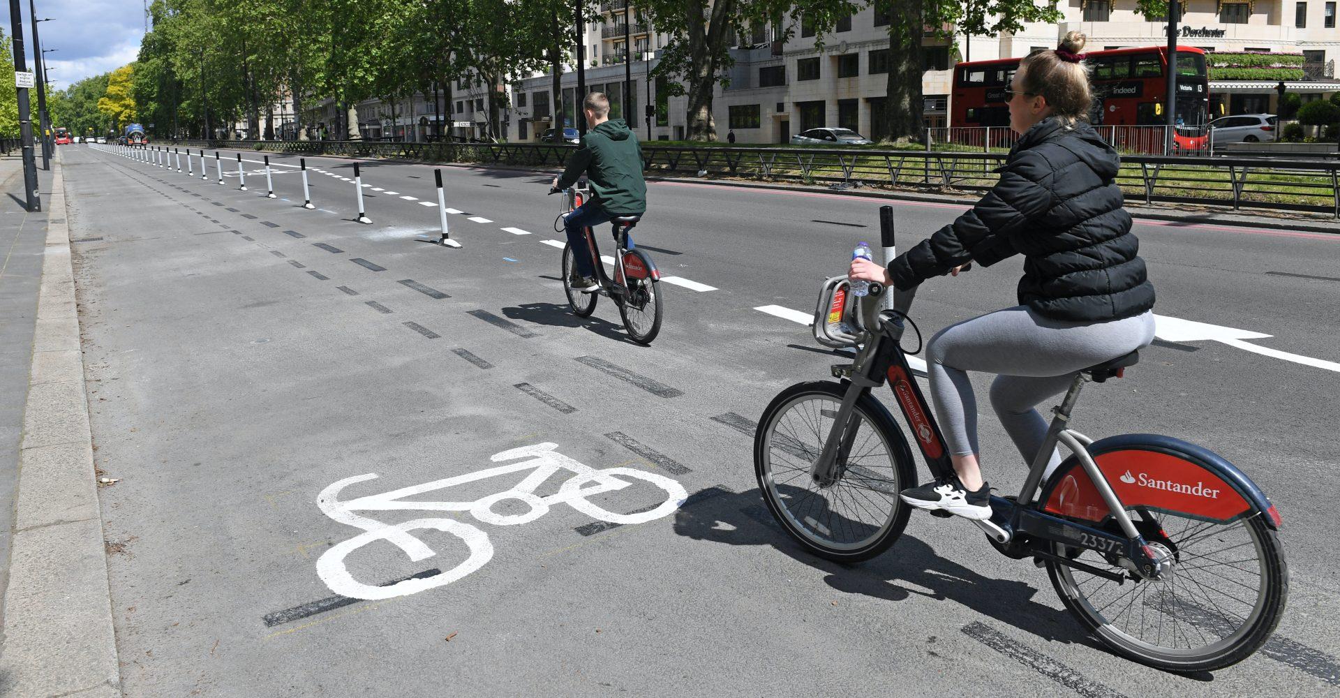 Opposition to bike lanes 'massively' overestimated