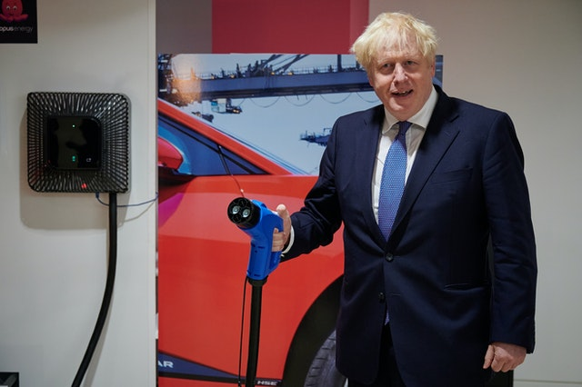 Boris Johnson visit to Octopus Energy