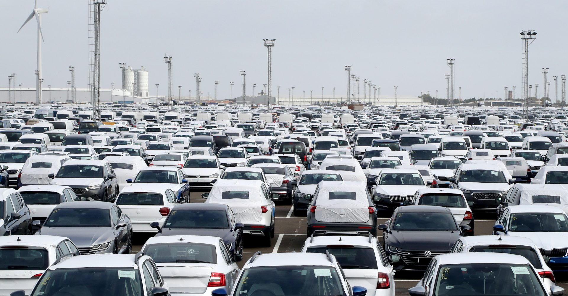 Car production falls again amid subdued demand in UK and overseas