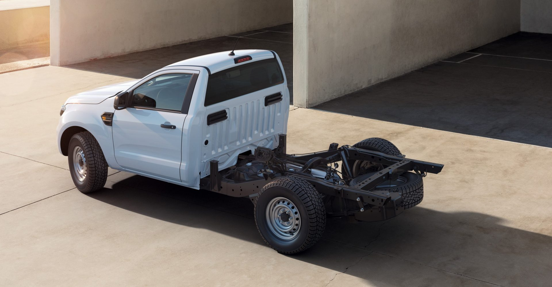 New chassis-cab variant added to Ford Ranger line-up