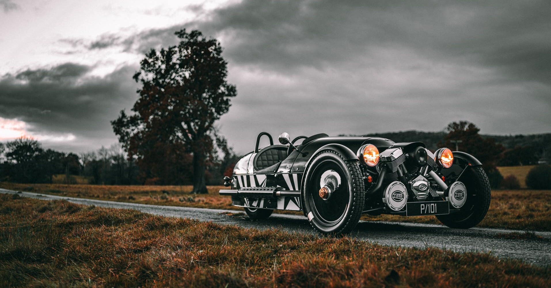 Morgan marks end of 3 Wheeler production with limited-edition P101