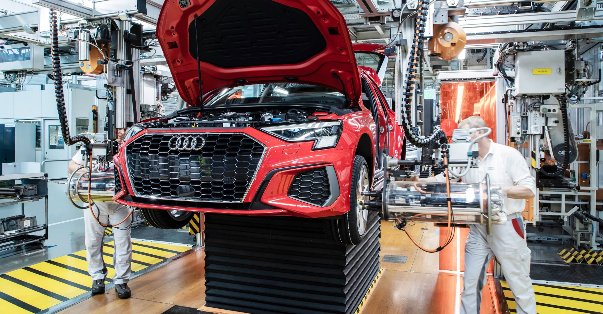 Audi to make all car plants carbon neutral by 2025