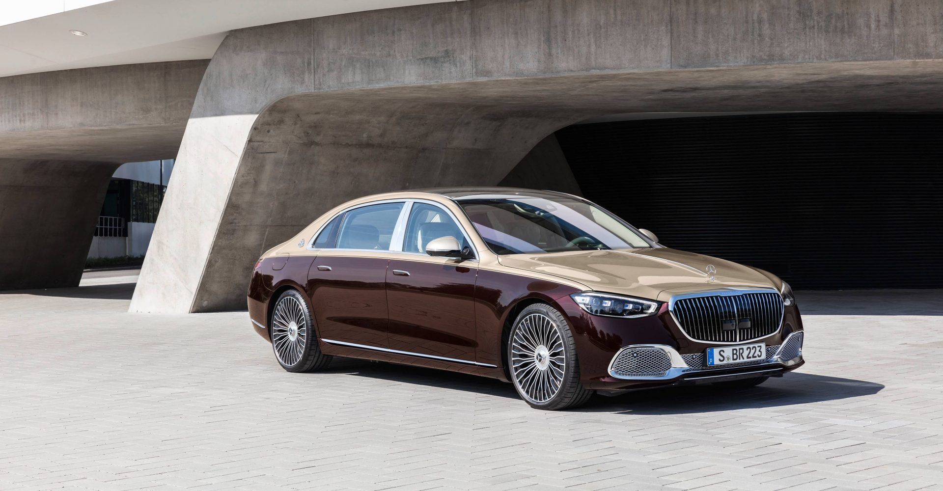 New Mercedes-Maybach S-Class introduced as luxury saloon flagship