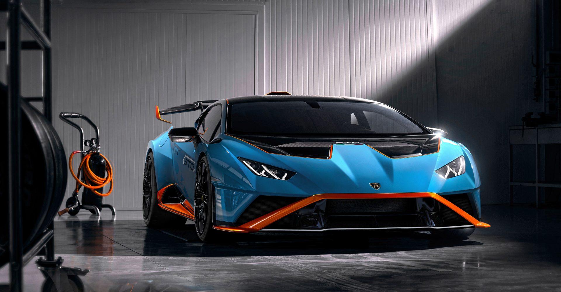 Lamborghini Huracan STO brings track-focused tech to the road