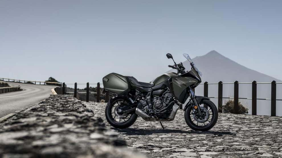 Yamaha adds Tracer 9 and GT to line-up