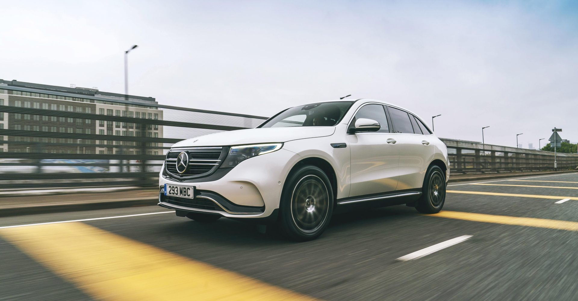 First Drive: The Mercedes-Benz EQC takes on premium EV rivals