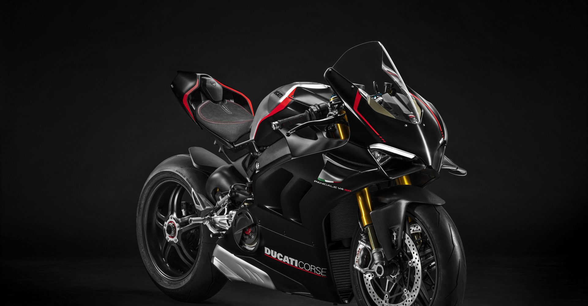 Ducati announces high-performance Panigale V4SP
