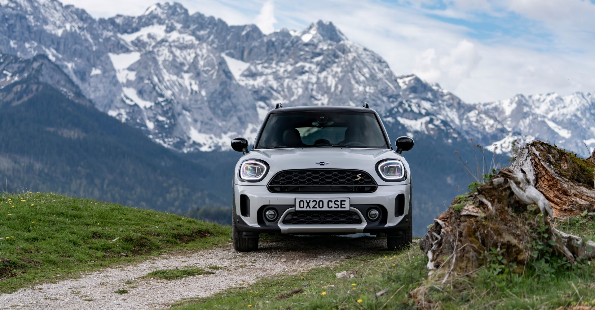 Next-generation Mini Countryman to be built in Germany