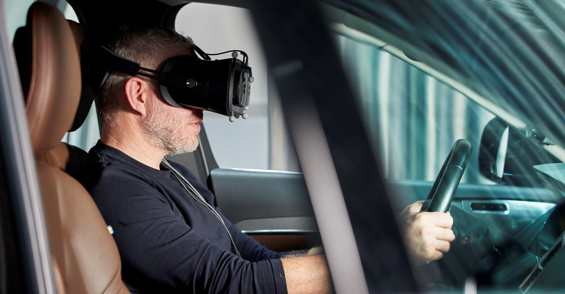 Volvo uses gaming technology to improve vehicle safety