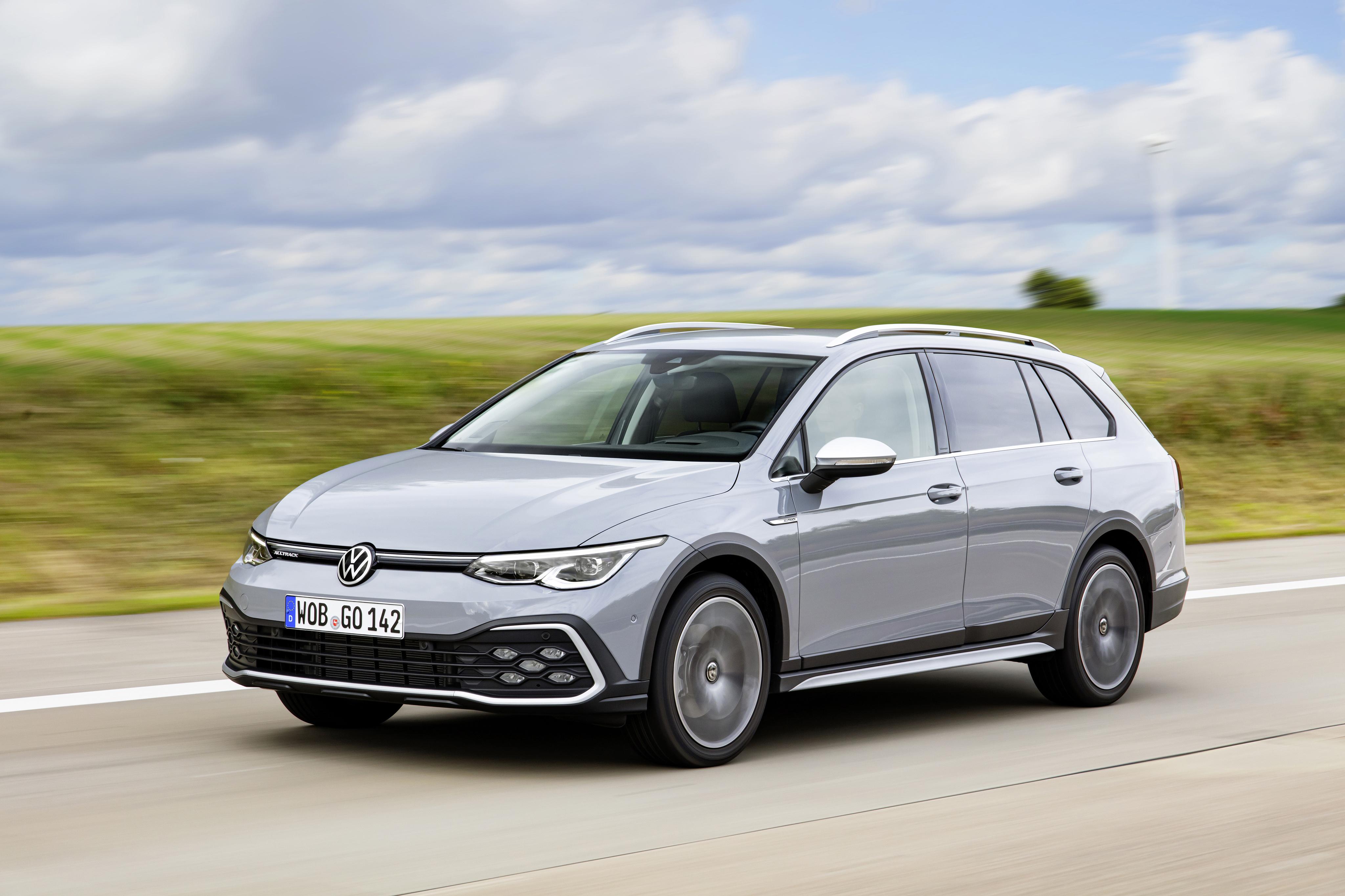 Volkswagen Golf Estate Alltrack