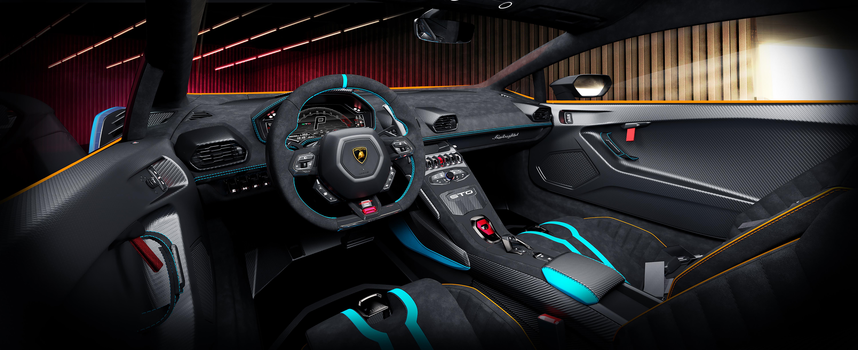 Lamborghini Huracan STO