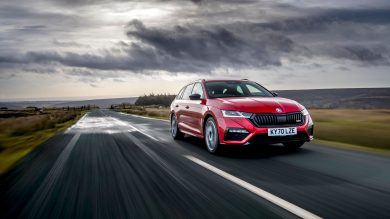 First Drive: Skoda's Octavia vRS Estate brings space and pace to the segment