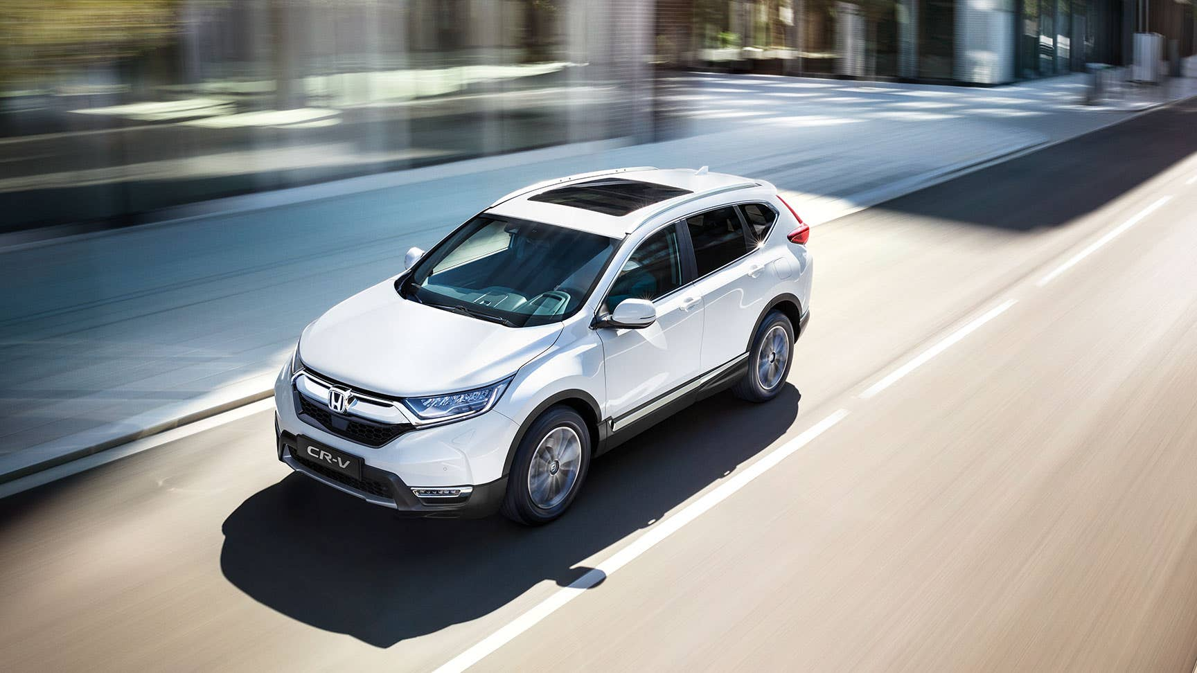 The Honda CR-V is getting styling and technology updates for 2021