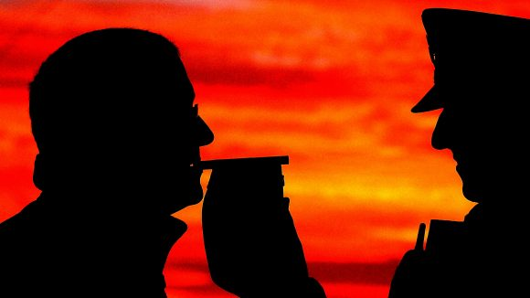 Motorists told not to end 'incredibly difficult' year by drink-driving