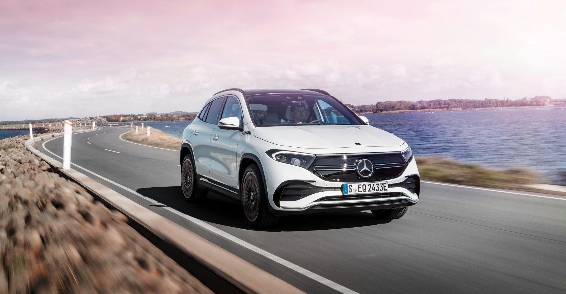 Mercedes-Benz reveals new entry-level EV called EQA