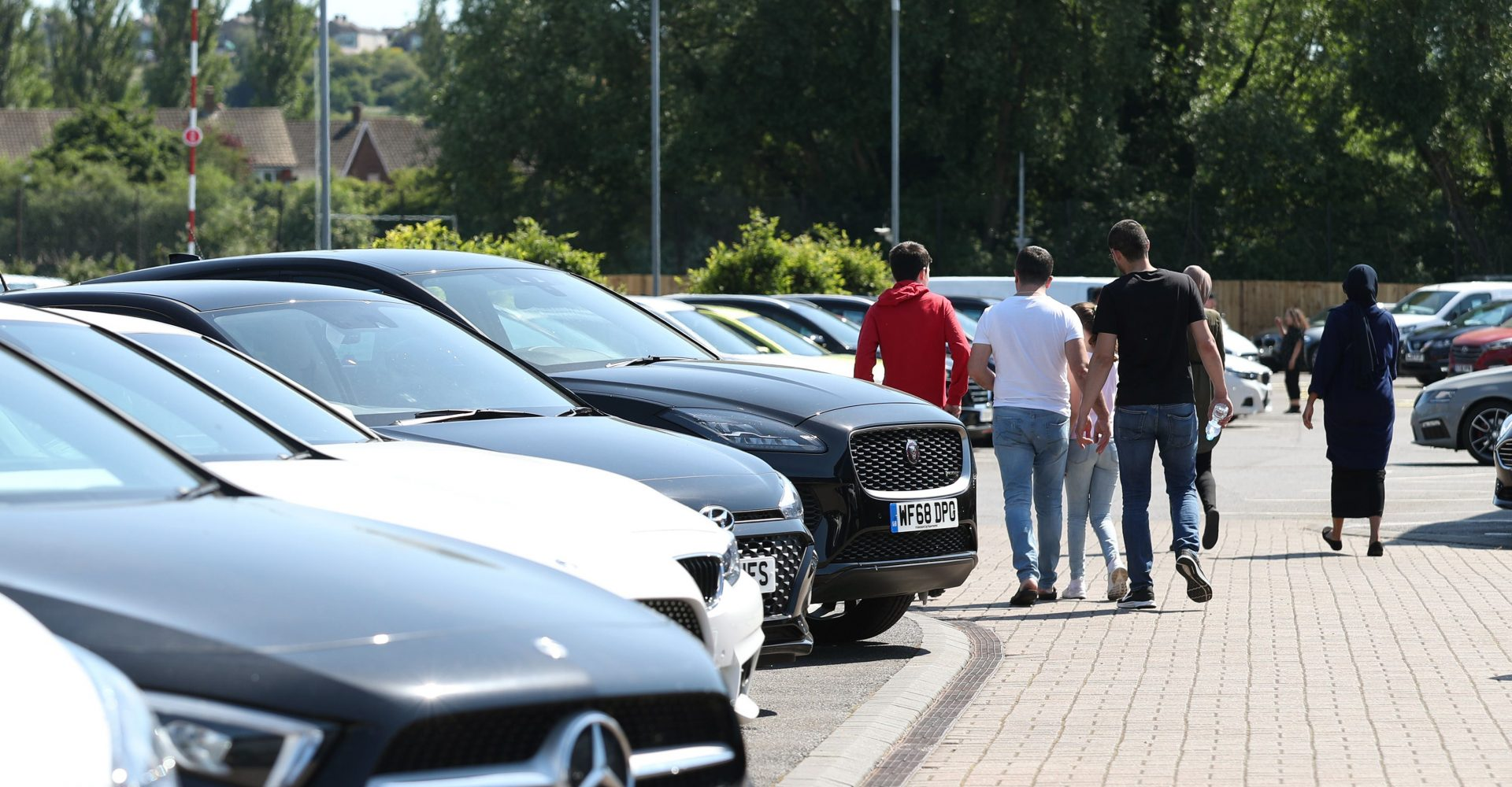 Motor finance market booming despite new lockdown