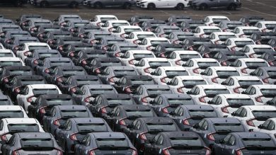 Most popular new car colour revealed