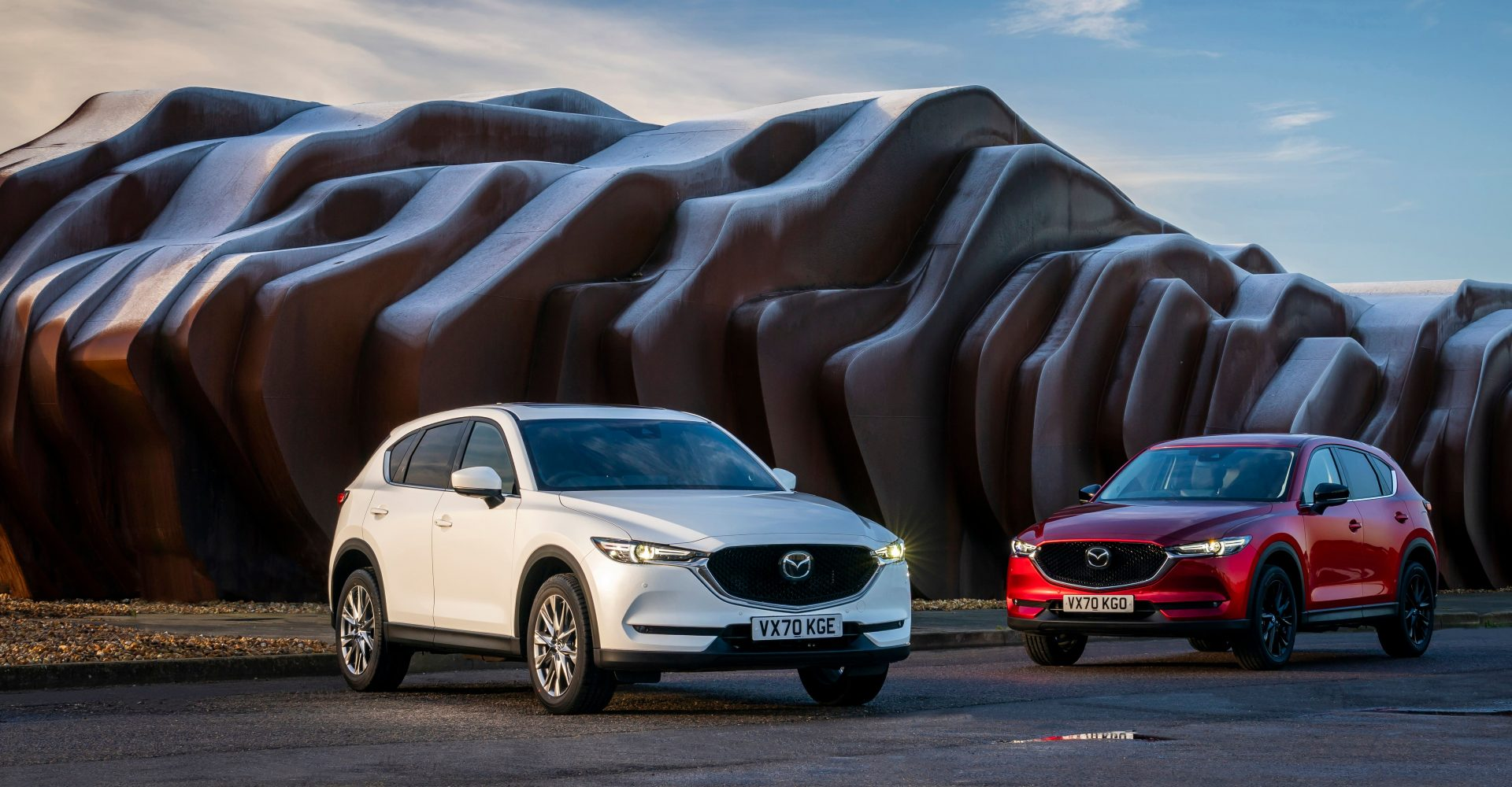 Mazda introduces raft of updates to CX-5