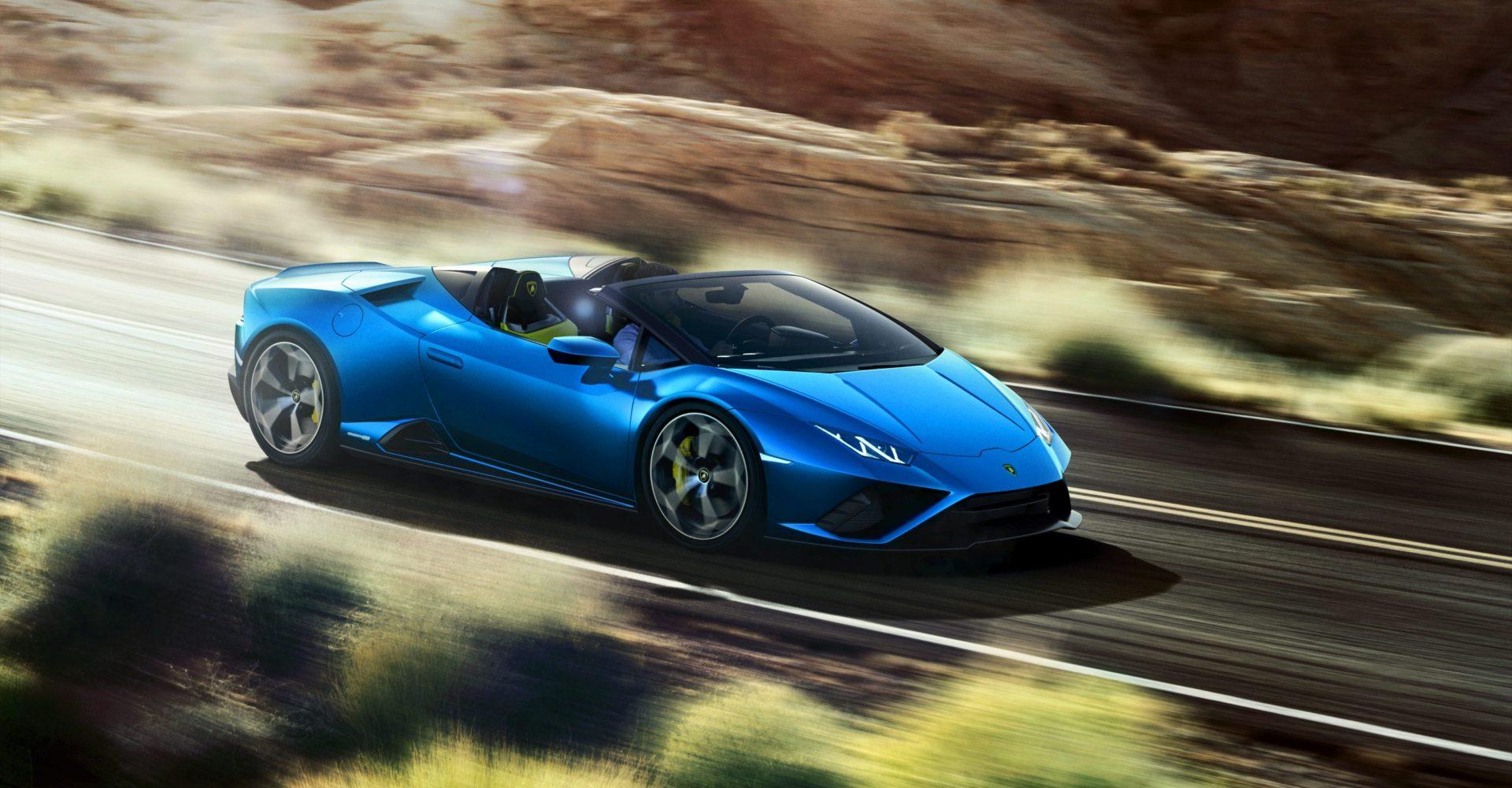 Lamborghini saw record sales in second half of 2020