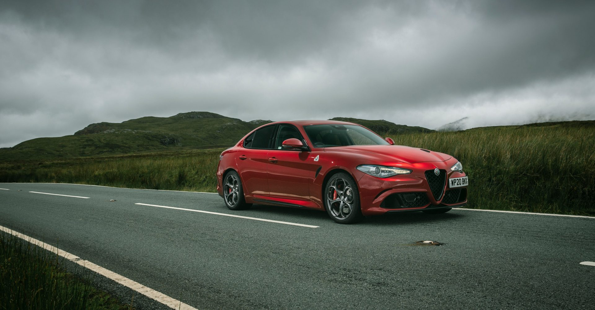 UK Drive: The Alfa Romeo Giulia Quadrifoglio remains a superb sports saloon