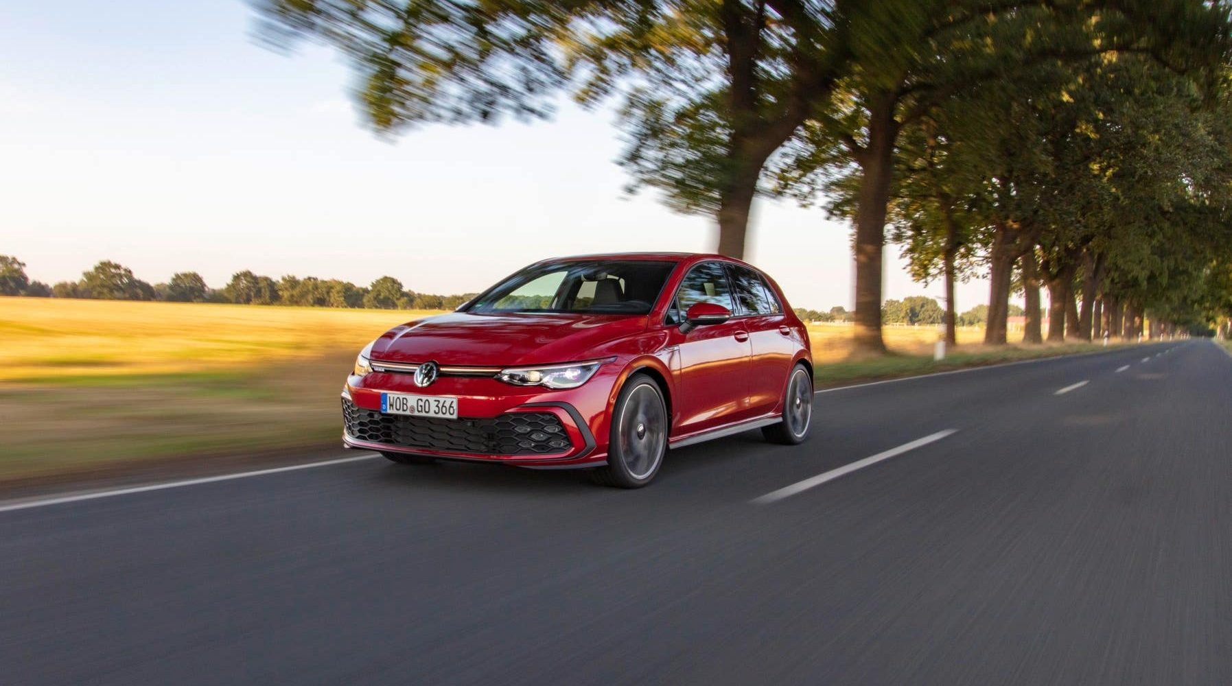 Everything you need to know about the new Volkswagen Golf GTI