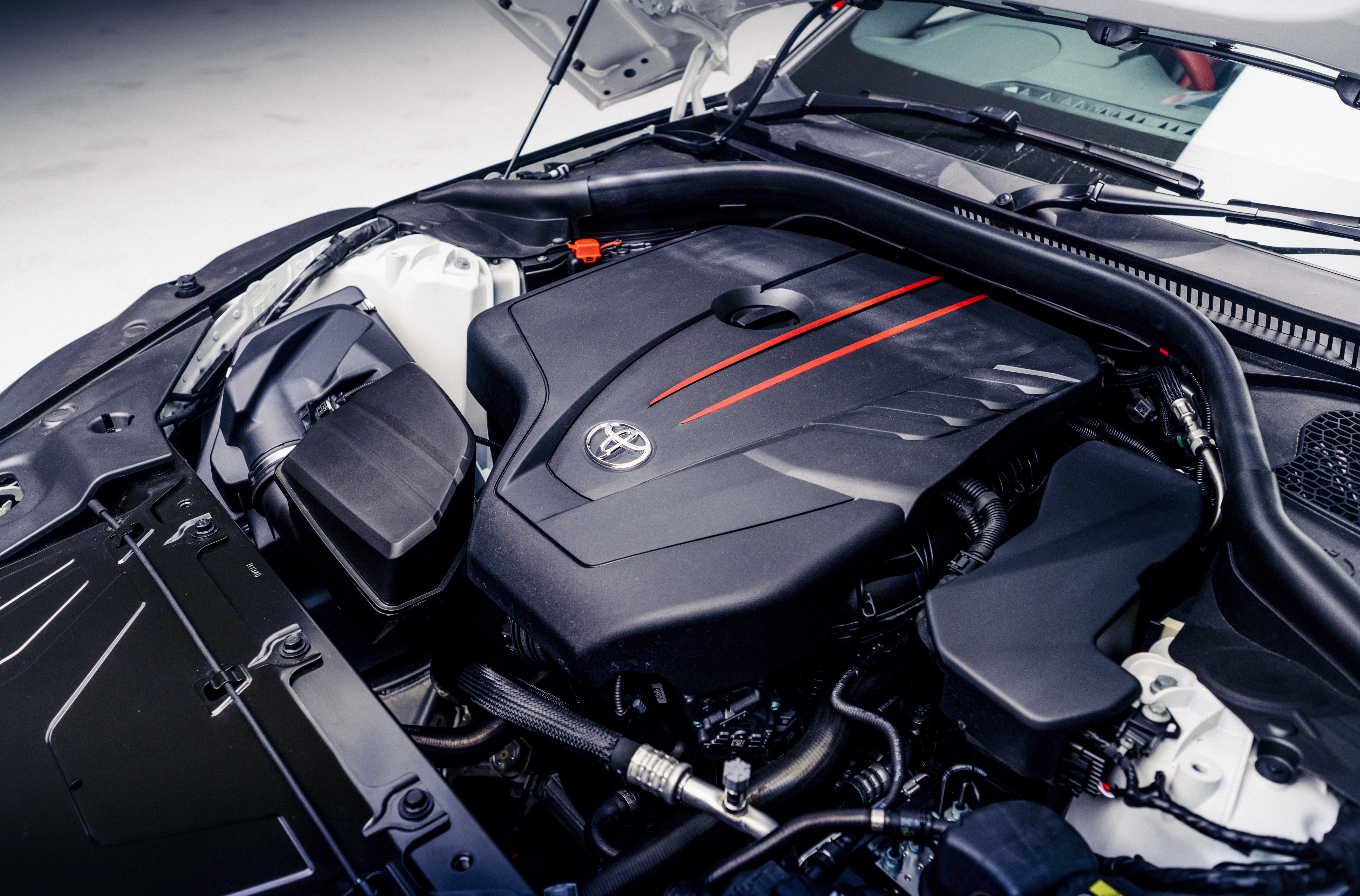 Toyota Supra 2.0