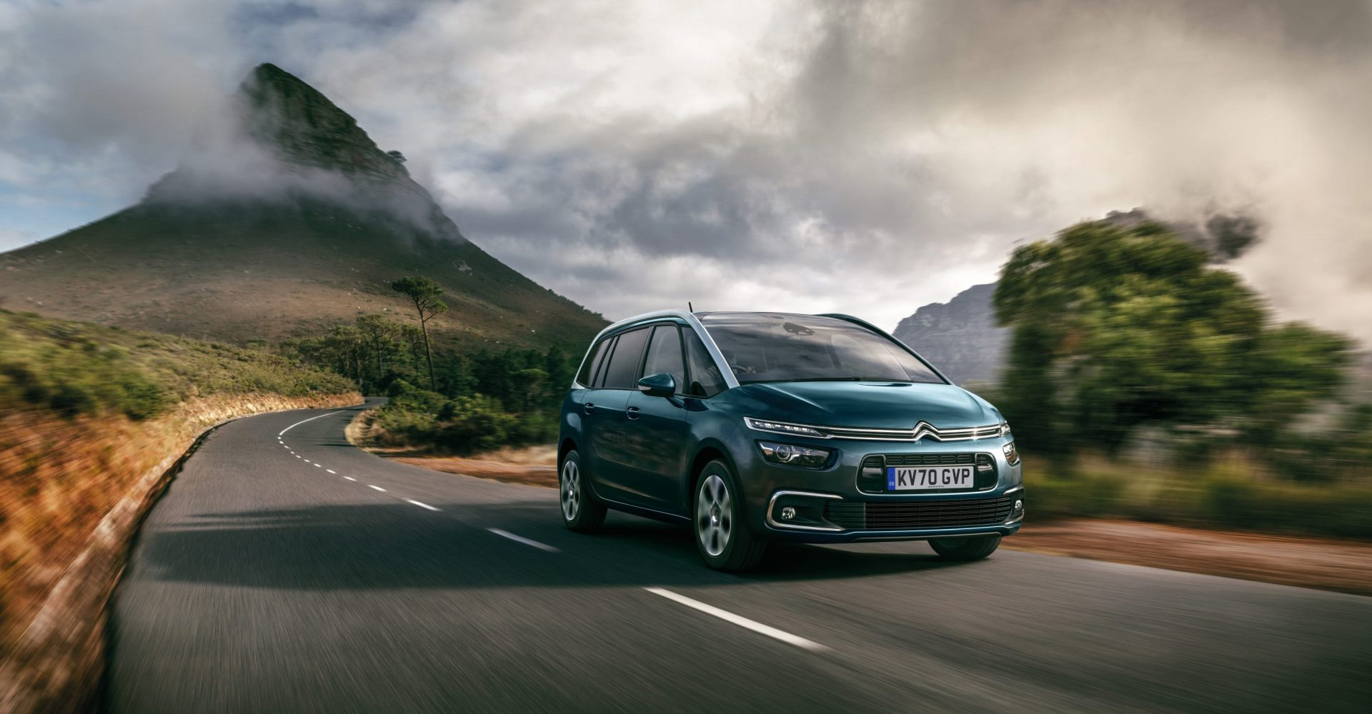 Citroen announces price reductions and lower emissions for Grand C4 Spacetourer
