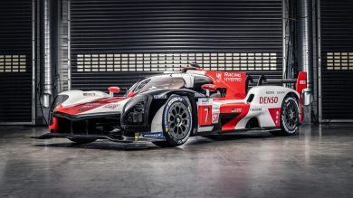 Toyota Gazoo Racing launches GR010 Hybrid for 2021 Le Mans Hypercar season