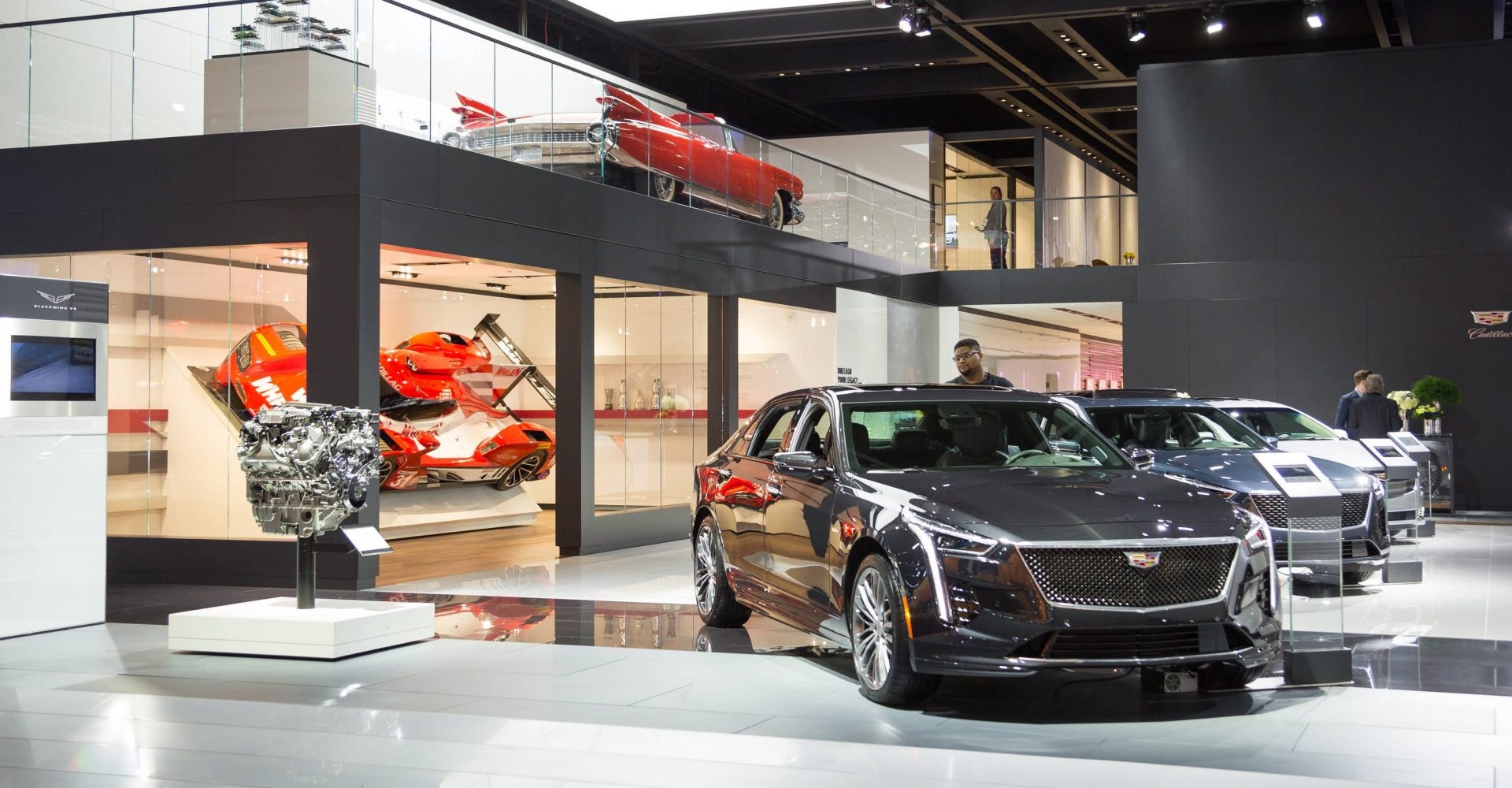2021 Detroit motor show cancelled and replaced with six-day outdoor event