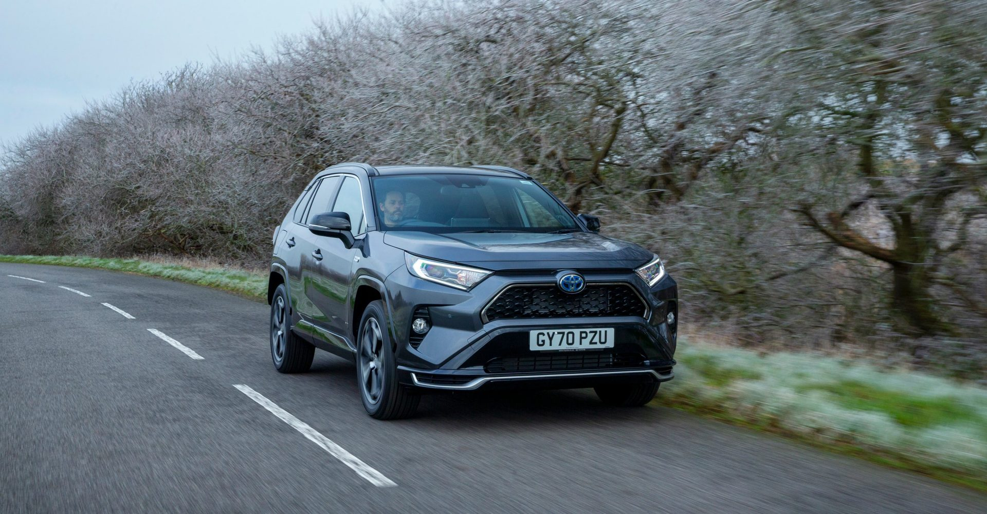 First Drive: Can a plug-in hybrid powertrain further the Toyota RAV4's appeal?