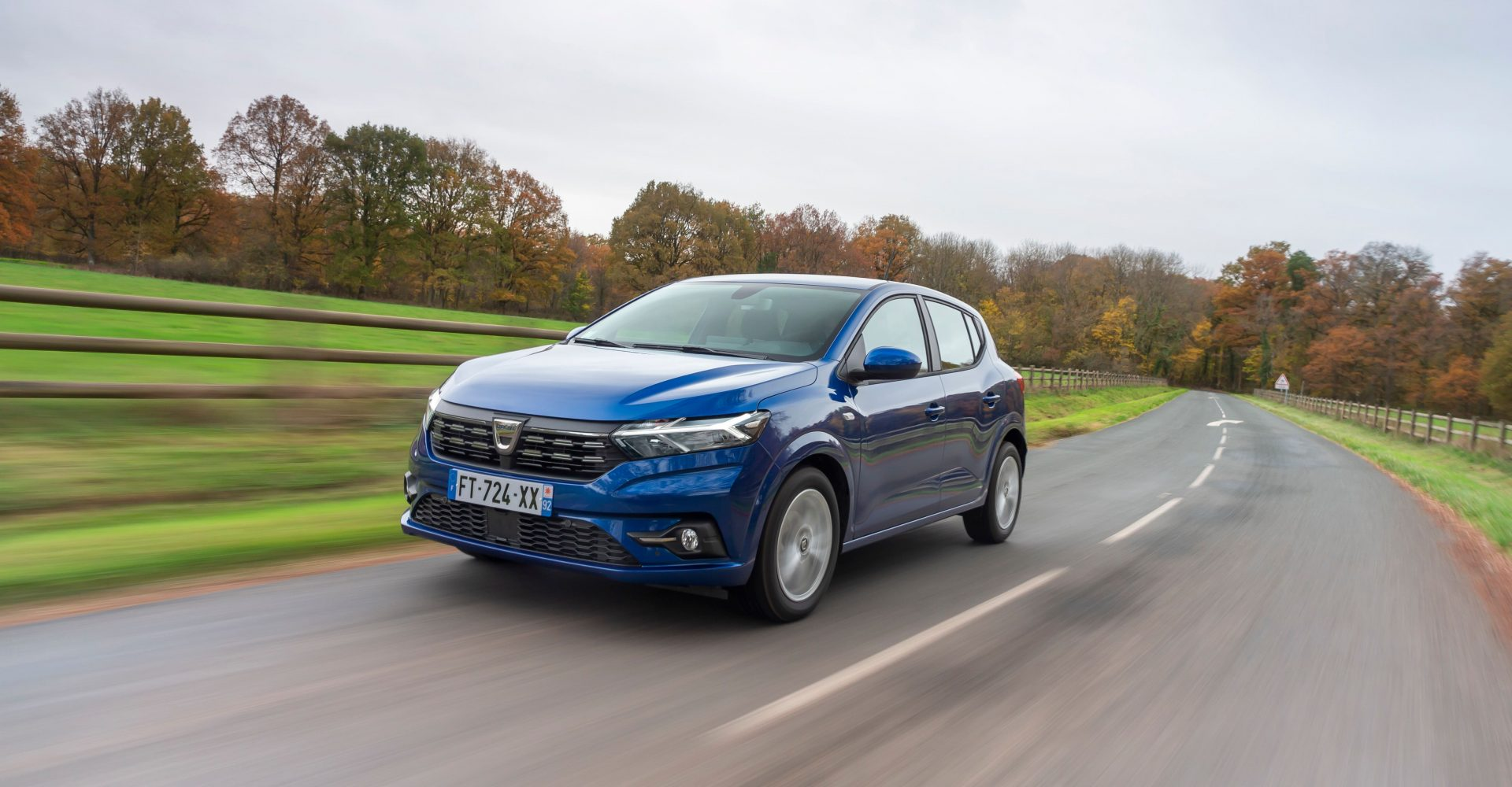 Dacia Sandero takes the crown as 2021 WhatCar? Car of the Year