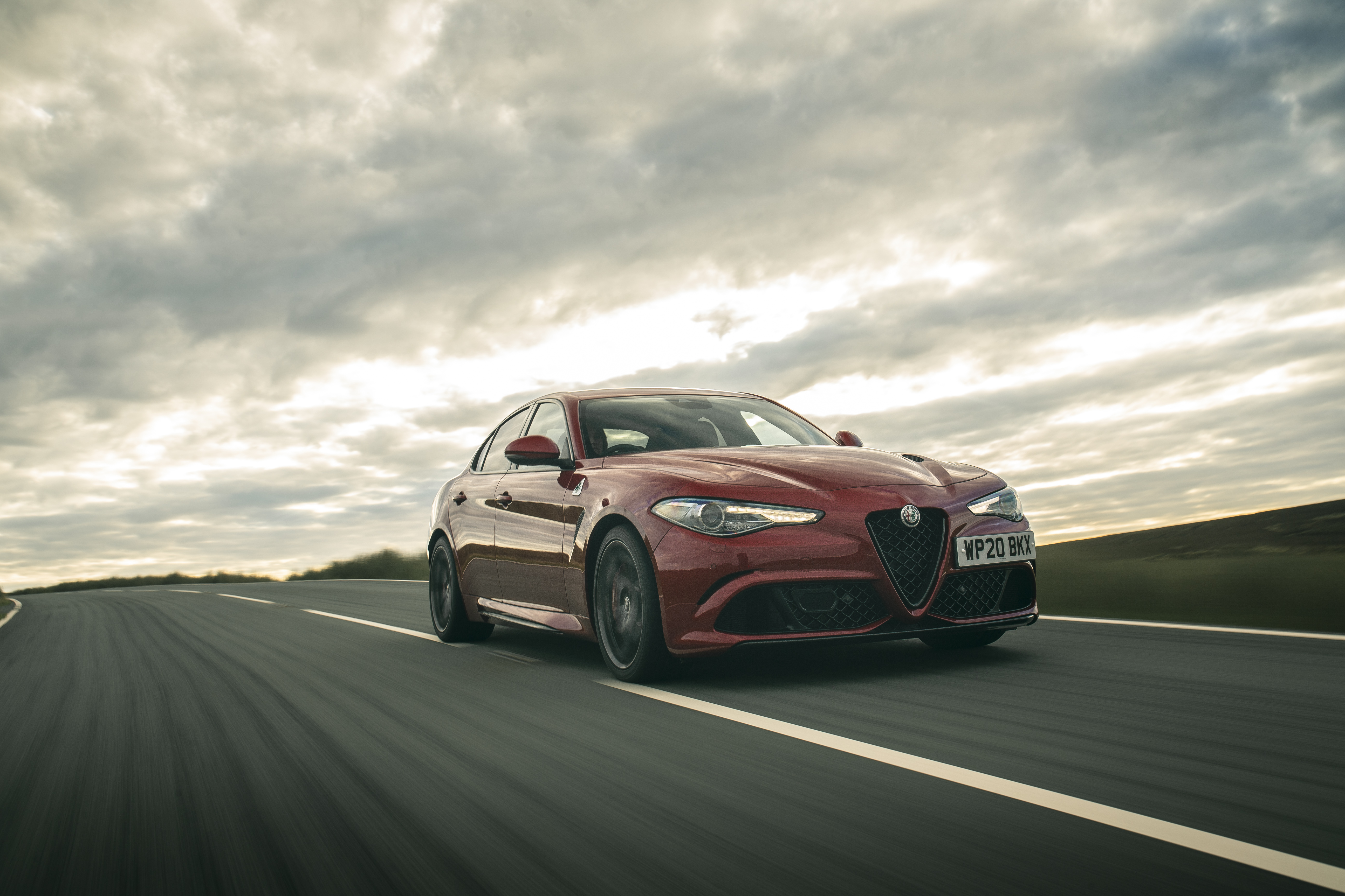 Alfa Romeo Quadrifoglio