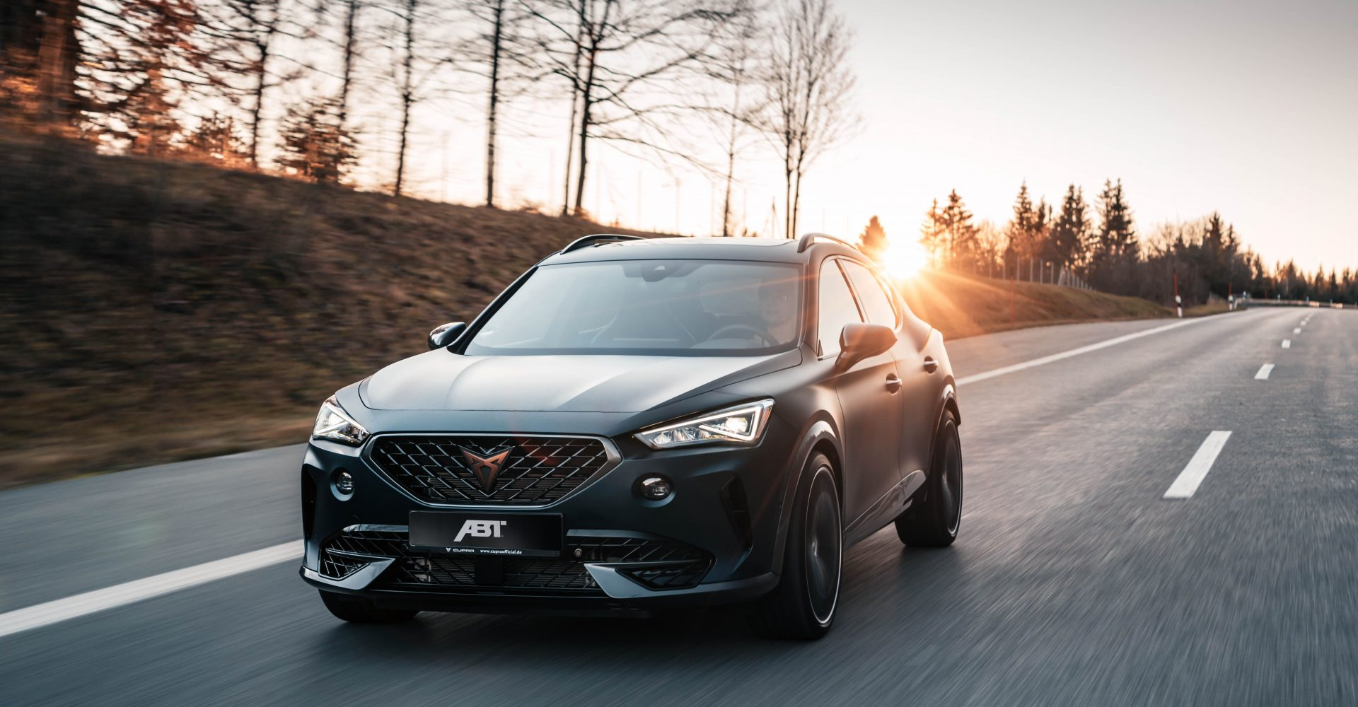 ABT gives Cupra's Formentor a performance and visual boost