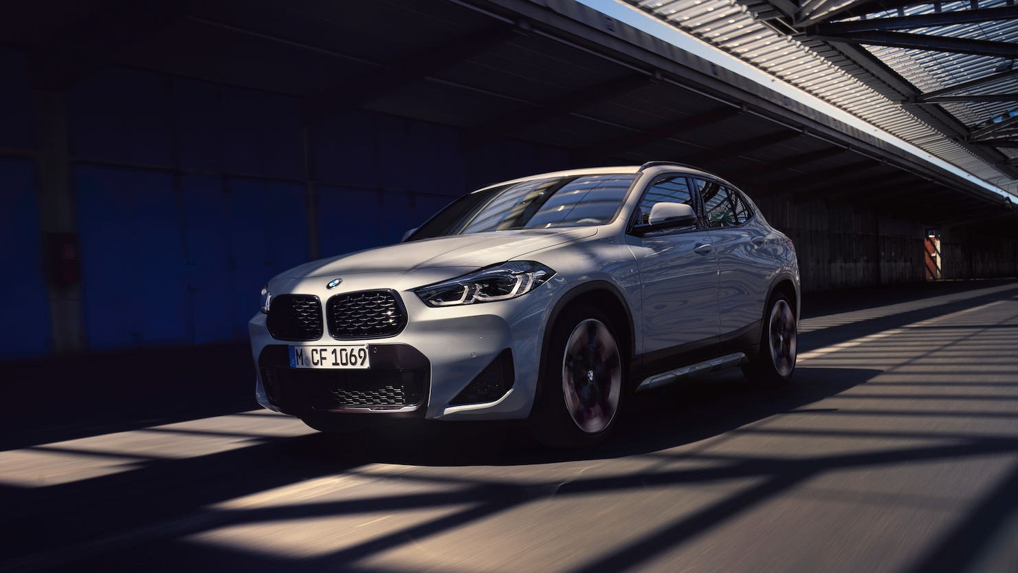 BMW X2 M Mesh Edition arrives in the UK priced from £34,510