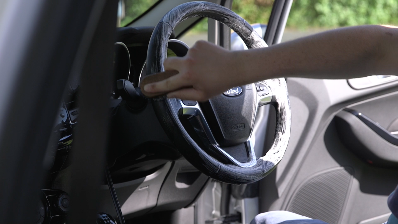 Your car interior could be considerably dirtier than a toilet seat