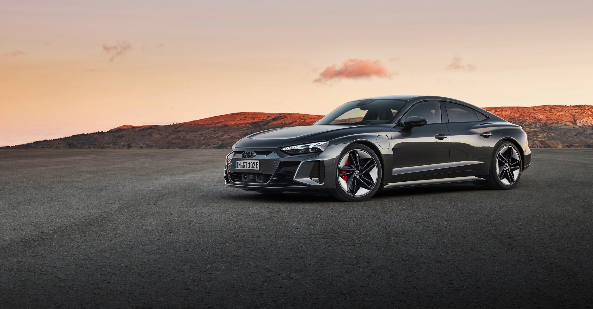 Audi e-tron GT revealed as brand's flagship electric car