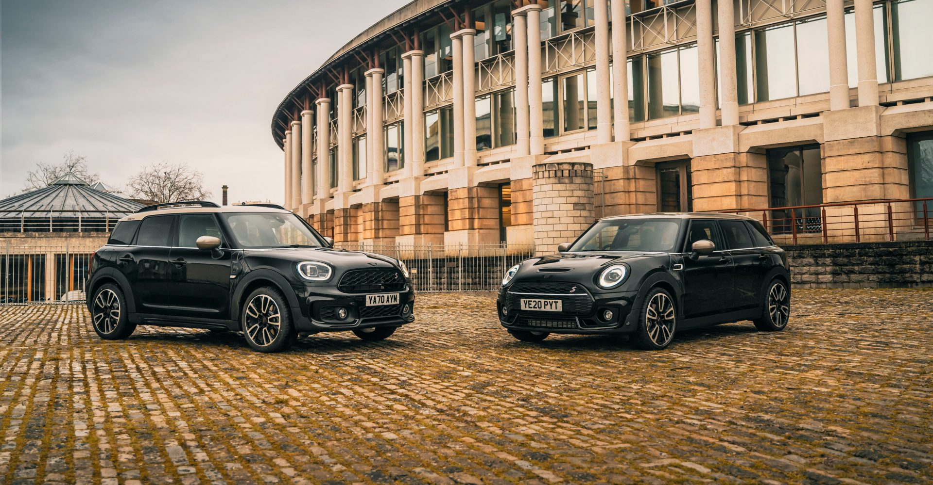 Mini introduces new Shadow Edition for Clubman and Countryman