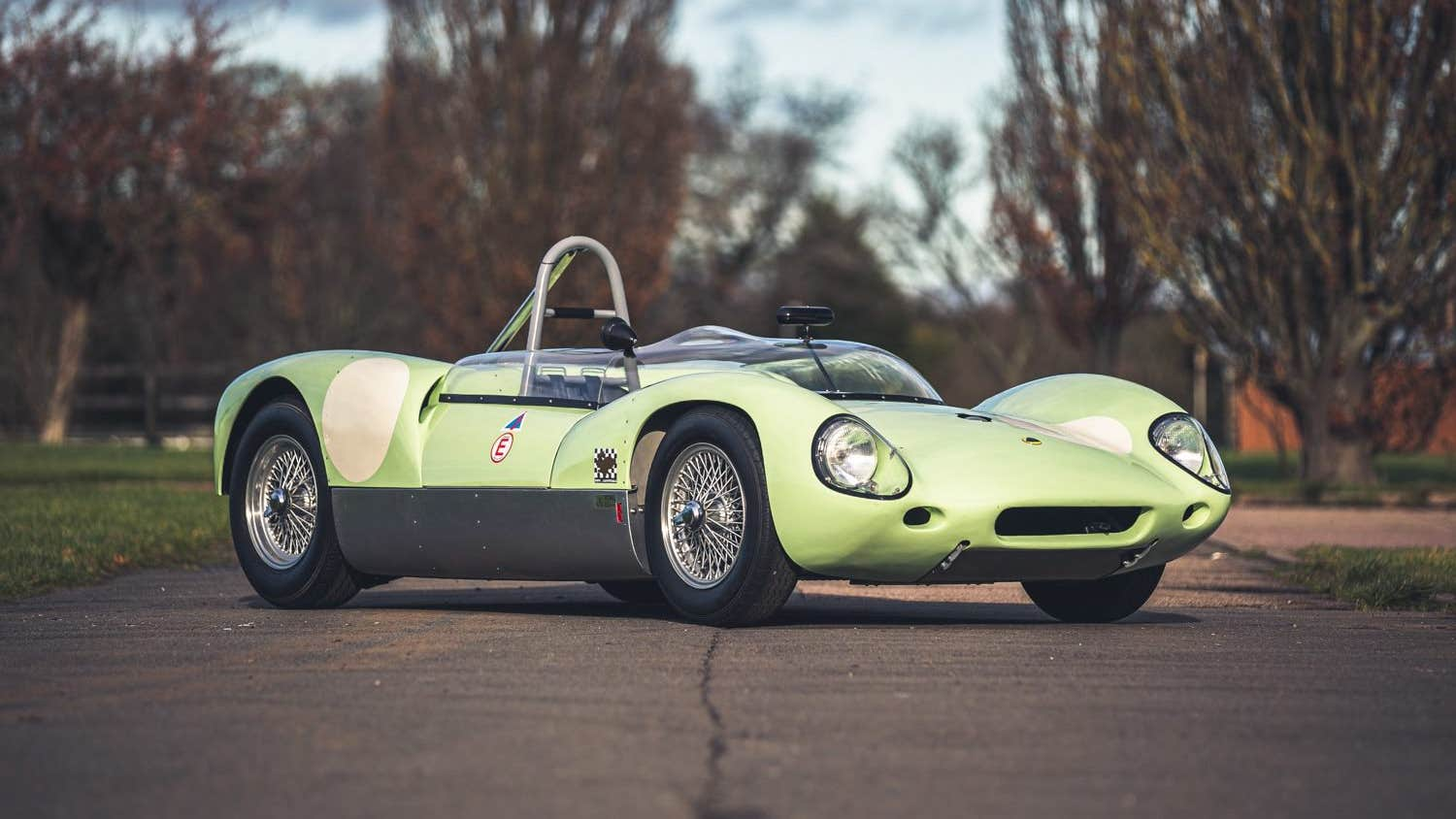 Race-winning Lotus driven by Jim Clark among rare competition cars up for auction