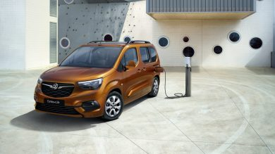 Vauxhall reveals new Combo-e Life with 174-mile range