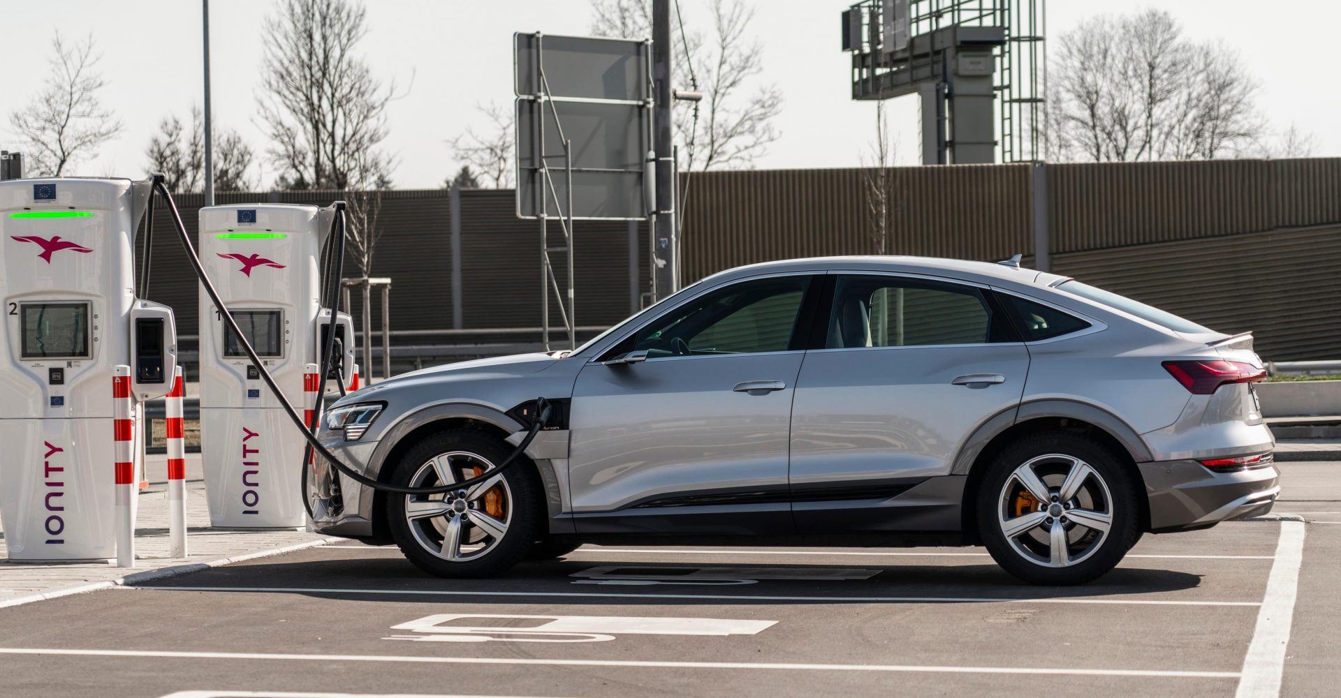 Ninety per cent of EV drivers use public charging stations