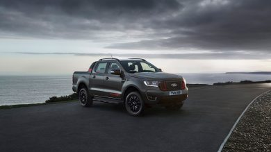 First Drive: The Ford Ranger Thunder turns lifestyle appeal up a notch