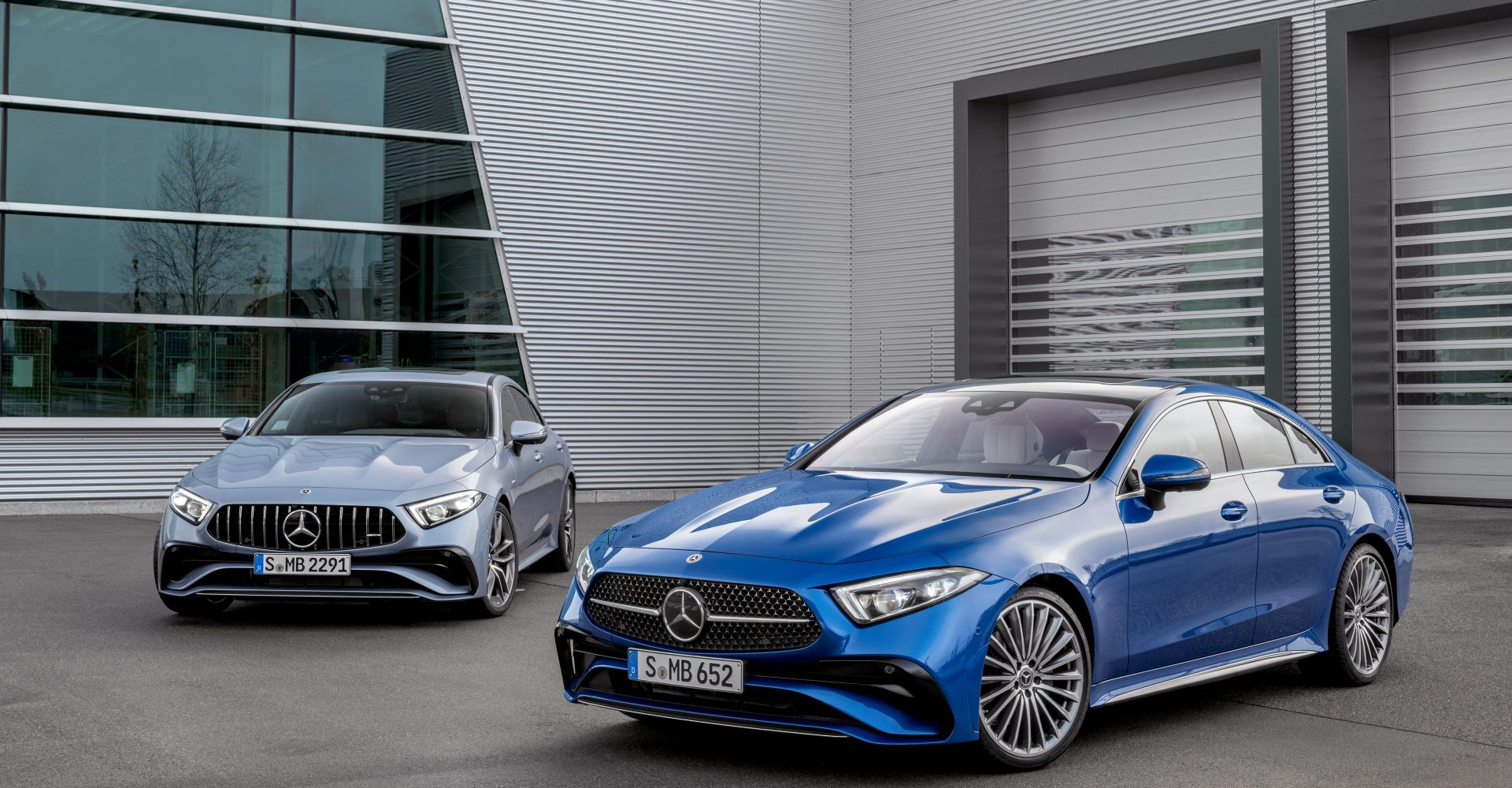 Mercedes-Benz CLS gains revisions for 2021