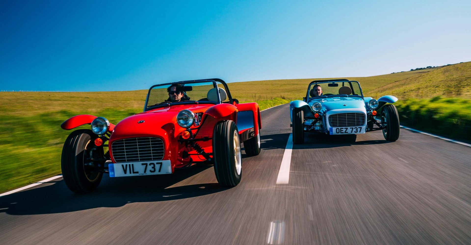 Caterham Cars bought by Japan-based VT Holdings