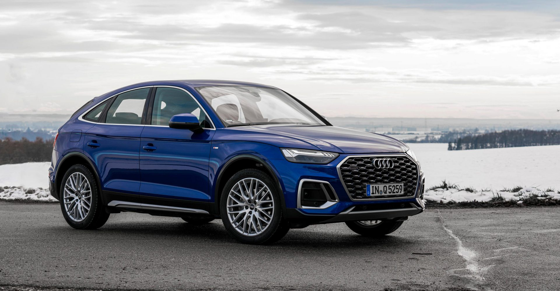 First Drive: The Audi Q5 Sportback brings extra style to the SUV line-up
